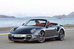 Porsche 911 | Porsche 911 Cabriolet Turbo 2011 - 1 sur 6                                                                                                                                                      Plus