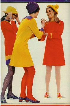 Seventeen Magazine, August 1967
