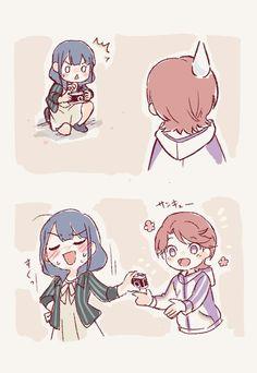 Twitter Love Is Everything, Yuri Anime, Zero Two, Starling, Httyd, Shoujo, Blue Hair, Otaku, Geek Stuff