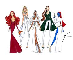 X-Men Collection by Yigit Ozcakmak