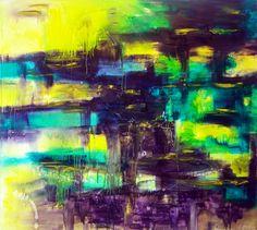 """""""Bagdad"""" - Fernando Gastron - Oleo sobre tela - 90 x 100 cm. - www.esencialismo.com"""