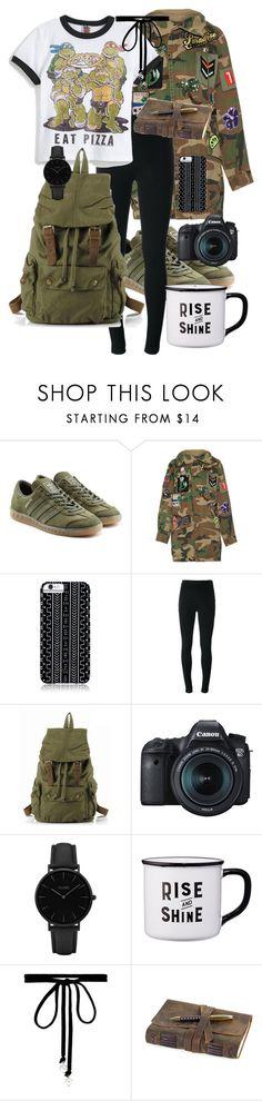 """Europe Hitch-hiking"" by catherinetabor ❤ liked on Polyvore featuring adidas Originals, Marc Jacobs, Savannah Hayes, Givenchy, Junk Food Clothing, Eos, CLUSE and Joomi Lim"