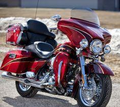 Harley-Davidson CVO Electra Glide FLHTCSE2 Owner's Manual 2005