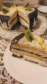 Test és Forma: Liszt- és cukormentes kókuszos-vaníliás torta (IR barát)