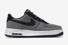 """Nike Air Force 1 Elite Textile """"Black & White"""""""