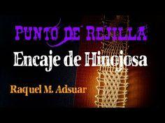 Raquel M Adsuar Bolillotuber Needle Lace, Bobbin Lace, Lace Heart, Lace Jewelry, Lace Making, Youtube, Techno, Tatting, Image