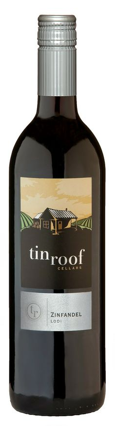Winey Tasting Notes: Tin Roof..not the Sundae, the Wine