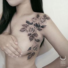 Tattoos plz — electrictattoos:   Zihwa