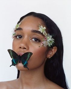 """Laura Harrier for W Magazine // 2019 photographed by Angelo Pennetta. Creative Photography, Portrait Photography, Fashion Photography, Glamour Photography, Lifestyle Photography, Editorial Photography, Skin Girl, Photographie Portrait Inspiration, Photoshoot Themes"