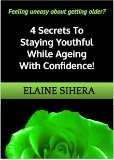 How do you really feel about your age? Do you welcome it or fear it? Anxiety or acceptance? This ebook might help: amazon.com/dp/B00JI45B3U