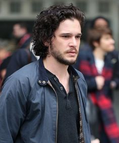 Snow Way! Kit Harington Hints That He'll Be Back On Game Of Thrones #refinery29  http://www.refinery29.com/2015/09/94033/kit-harington-game-of-thrones-returning