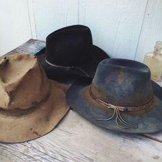 107 Best Antique   VTG Cowboy Hats images  9be456a2e39