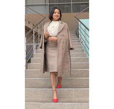 Coat, Skirts, Style, Fashion, Swag, Moda, Sewing Coat, Fashion Styles, Skirt