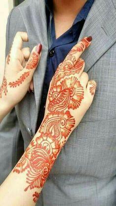 Wo b kia din Jo ga . I love u soooo much my Love Mehandhi Designs, Henna Designs, Bridal Mehndi, Henna Mehndi, Hand Henna, Romantic Couples, Cute Couples, Jaguar Tattoo, Mahendi Design