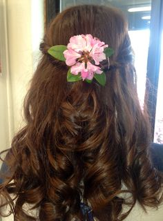Prom/Bridesmaid Hairstyle