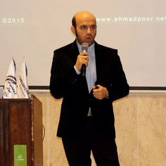Morteza Seyedahmadpour Business Mentor for Startups