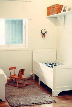 La maison d'Anna G.: Chambres d'enfants sur NIB
