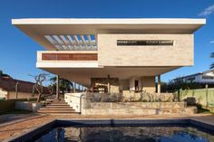 JPGN Residence in Brasília, Brazil by Danilo Matoso Macedo | Awesome Architecture
