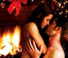 Bella & Edward Christmas lovin
