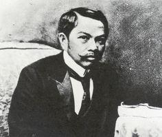 10/23- Happy Birthday, Juan Luna y Novicio, Filipino artist, painter, political activist, 1857-1899.
