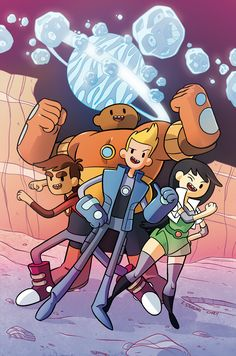 The Daily Geek: 'The Host' Trailer, 'Bravest Warriors' Sells Out, No Budget…