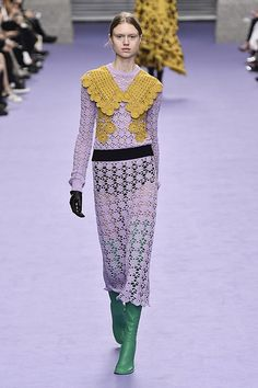 London Fashion Week 2017- Mulberry