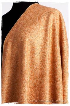 The Antiquaires Shawl Collection — Seasons by The Kashmir Company Kashmiri Suits, Kashmiri Shawls, Indian Outfits, Indian Clothes, Paisley, Indian Wear, Indian Style, Mens Gold Rings, Gold Earrings Designs