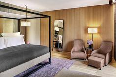 Junior Suite, Milan luxury hotel - Bulgari Hotel Resort