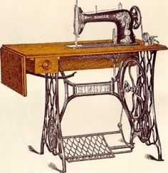 Singer Model 31-15 Tailor's Sewing Machine