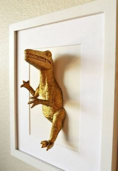 45 Beautiful DIY Wall Decor Ideas for Your Room - Diy Decoration - 2019 Diy Wall Decor, Diy Home Decor, Wall Decorations, Art Decor, Wall Decor Kids Room, Diy Decoration, Dinosaur Bedroom, Dinosaur Room Decor, Boys Dinosaur Room