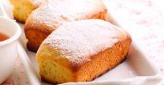 Recette de Petits cakes à la compote de pommes. Facile et rapide à réaliser, goûteuse et diététique. Ingrédients, préparation et recettes associées.