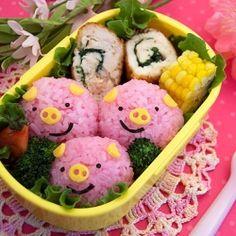 Lovely pigs <3