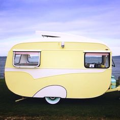 Fully restored retro Lilliput by Steve Hoskin surf artist // FOR SALE • http://www.trademe.co.nz/Browse/Listing.aspx?id=739092394