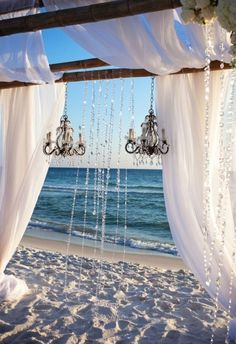 Organise your dream #wedding in #Greece by the beautiful view of the Aegean Blue #Sea with #BlueSeaWeddings!
