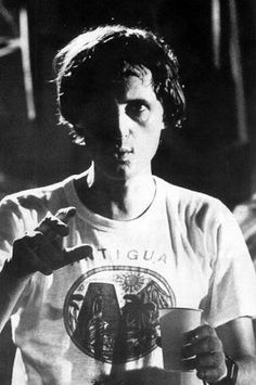 Dario Argento, master of Italian horror