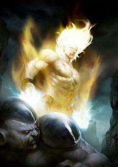 Goku vs. Frieza