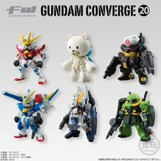 FW Gundam Converge 20 | Take a chance on a Gashapon - Visit page to nab a surprise capsule from Japan-Cool.co.uk | Online Gunpla Retailer