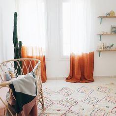 Dip-dye nursery drea