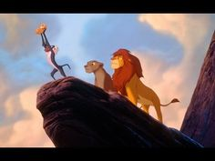 The Lion King - Full Movie - Part 1/3