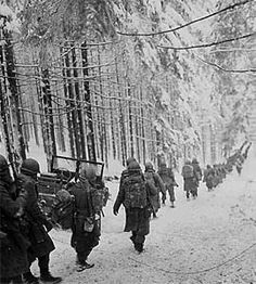 battle of the bulge photos