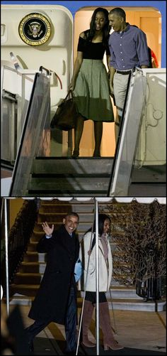 #POTUS #BarackObama #FLOTUS #MichelleObama #FirstDaughters #MaliaObama #SashaObama touched down at the Joint Base Pearl-Harbor Hickam in Honolulu, #Hawaii, on #Friday #Dec16th #2016 #FINAL #Vacation before leaving the The #WhiteHouse