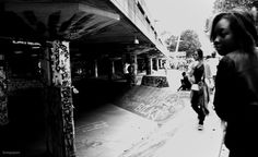 #southbank #blackandwhite #kempspace #streetphotography #skate