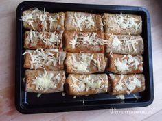 Slané palacinky French Toast, Breakfast, Food, Morning Coffee, Essen, Meals, Yemek, Eten
