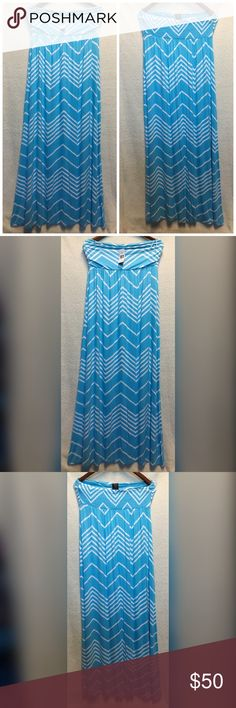 NWT Design History Missy Strapless Maxi Dress XL NWT Design History Missy Strapless Tube Maxi Dress size XL. Retail Price is $118. Or best offer Design History Dresses