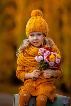 Beautiful Girl Image, Beautiful Children, Beautiful Babies, Cute Kids Photography, Autumn Photography, Cute Little Baby, Cute Babies, Russian Baby, Little Girl Photos
