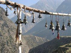 Himalayas Temple Bells