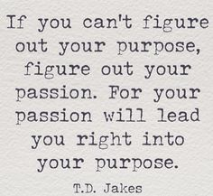 purpose-passion