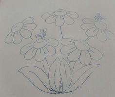 Flores margaritas