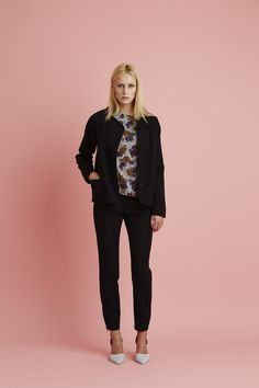 Ingrid Starnes SS15 // Bunwell Jacket. Dream Bloom Top. Bunting Pants.