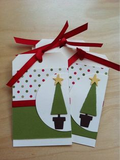 Photo on scrapsy: christmas tags